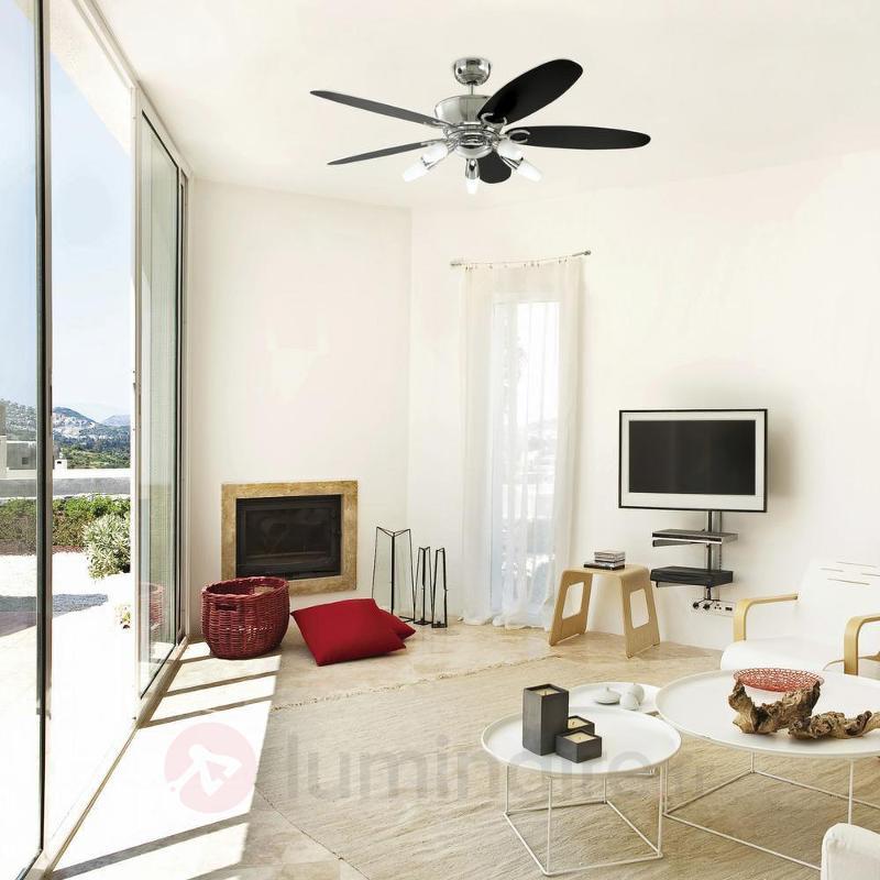 Ventilateur de plafond Arius avec télécommande - Ventilateurs de plafond modernes