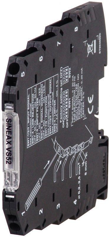 SINEAX VS52 - Amplificateur d'isolement