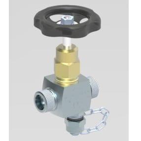 Valves - Regulation- & shut-off valve AVO/AVM