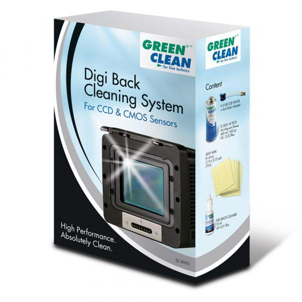 Digi Back Cleaning System - null