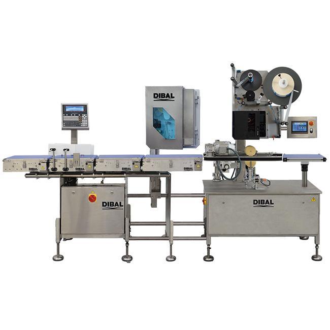 Serie CLS-4000 - Equipos de pesaje y etiquetado automático de productos en C