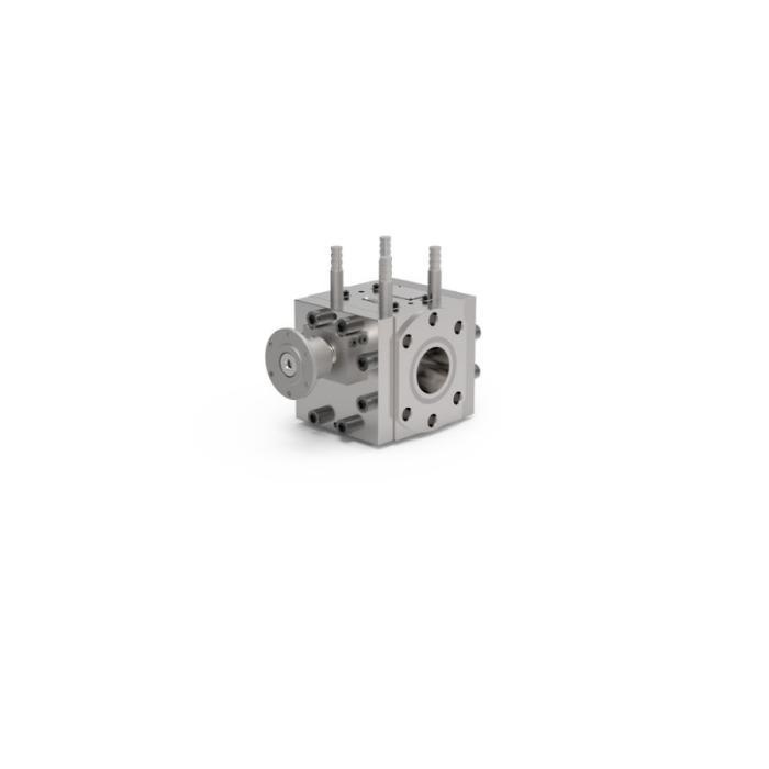 熔融材料泵 - 用于生产和加工HDPE/LDPE/LLDPE的熔体泵。