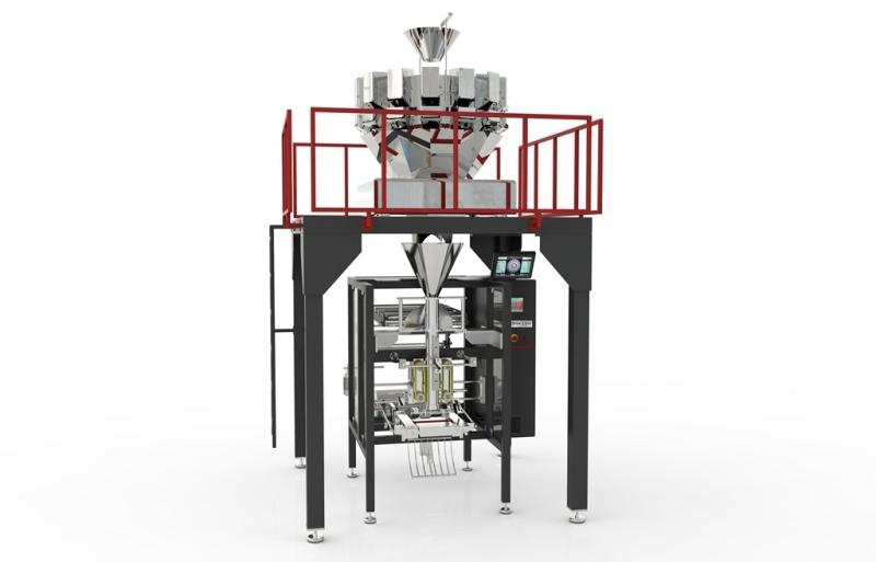 BM-W SERIES Packaging Machine with Multihead Weigher -