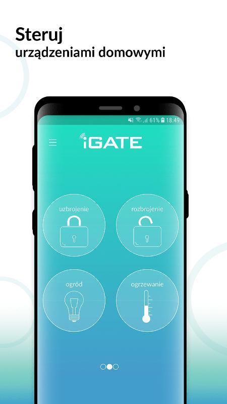 iGate - Portfolio