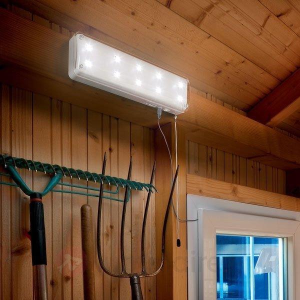 Éclairage solaire avec détecteur de mouvement - Toutes les lampes solaires