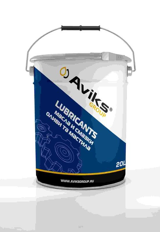 Смазка на основе сульфоната кальция AVIKS THV -