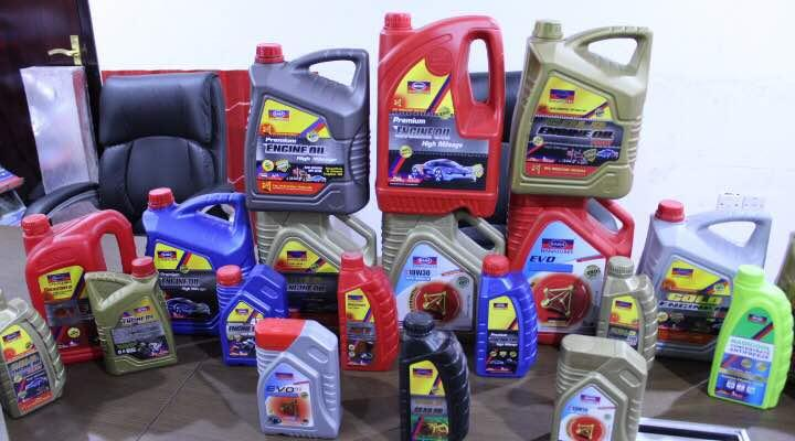 Semi-Synthetic & Fully Synthetic Gasoline Engine Oil - SAE 20W50 API SN/SM/SL