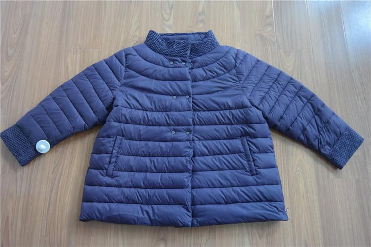 Women's quilting cotton coat