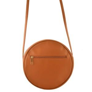 Women's Sling Bag (Blue and Peach) - bag