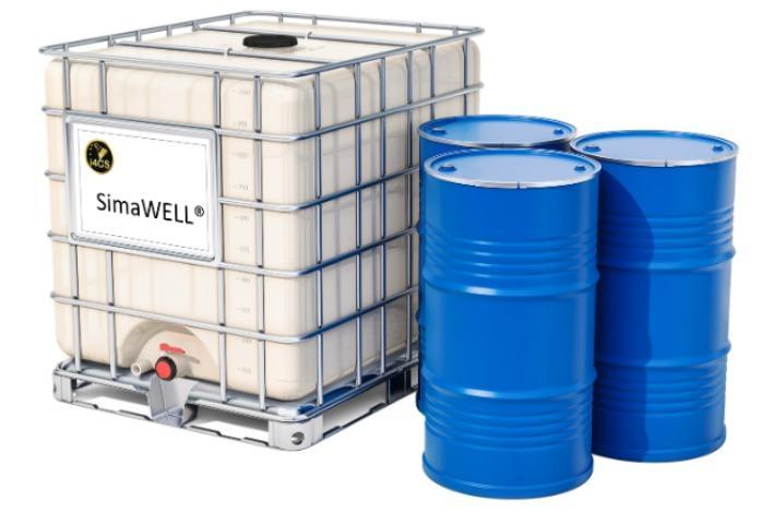 Additif pour la cimentation des puits souterrains SimaWELL® - SimaWELL®