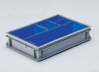 EURO standard containers and trays - A system with unprecedented capabilities in standard norms