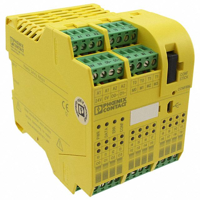 CONTROL SAFETY GEN PURPOSE 24V - Phoenix Contact 2986229