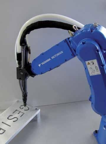 GAV 8000 – Use in robot applications - Use by industry in robot-controlled applications