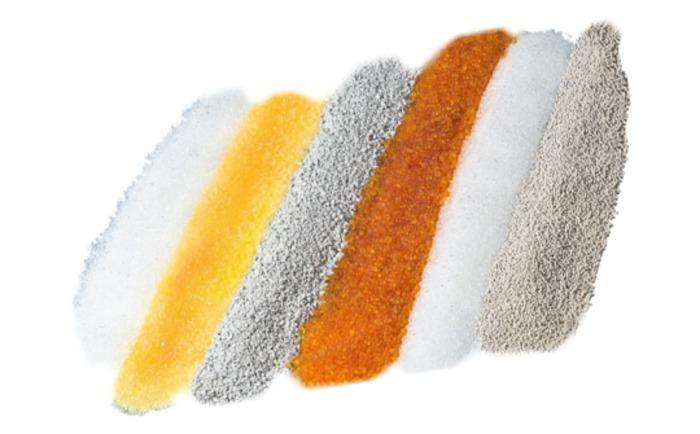 TROPACK Trockenmittel - Trockenmittel: Silicagel, Weissgel, Molekularsiebe, Rubingel, Orangegel, Tonerde