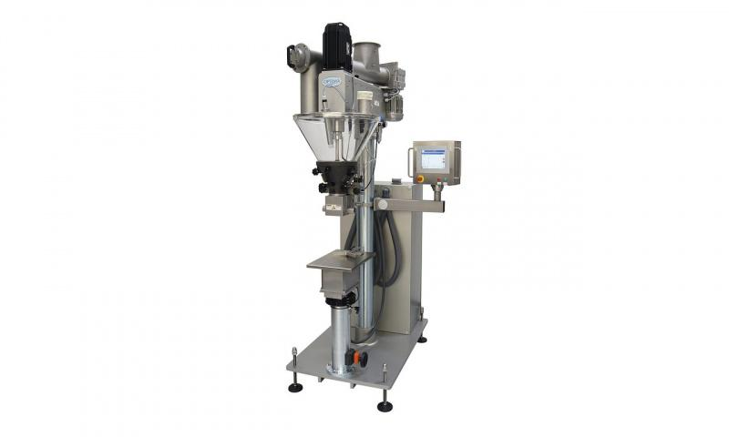 Auger filler OPTIMA SD2 - Auger filler OPTIMA SD2: Powder or granular products