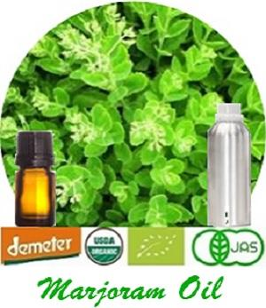 100% Pure Natural Marjoram Oil - (organic & conventional) for Fragrance, Flavor, Cosmetics, Pharmaceutical, Aroma