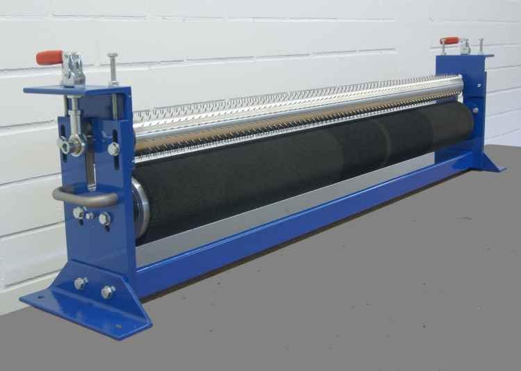 Microperforation machines -