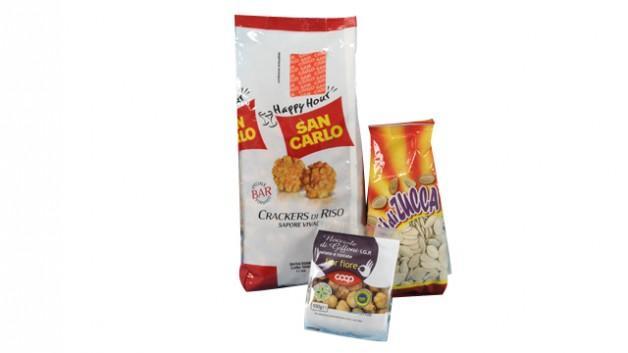 Snack e Prodotti da Forno - null