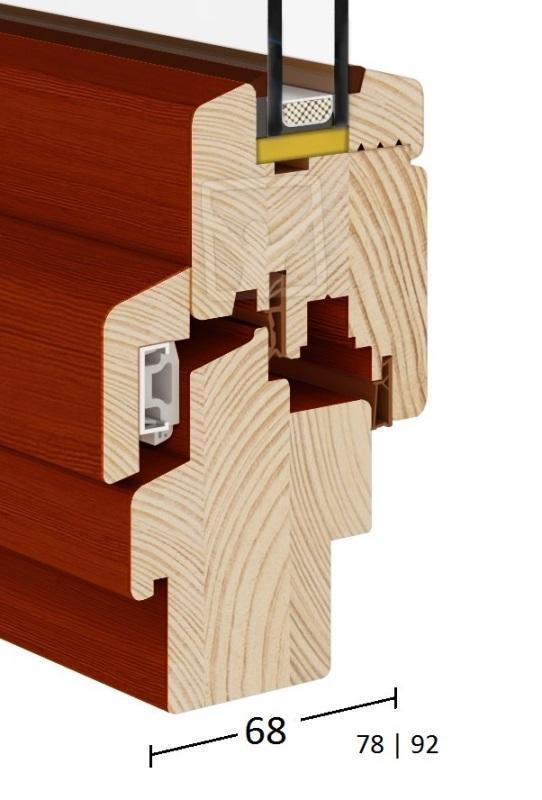 Classic (Finestre in legno) -