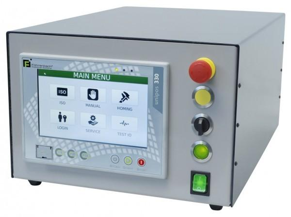 CNC continuous path control unipos 330 - Control Systems and Drives