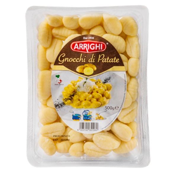 Potato Gnocchi - null