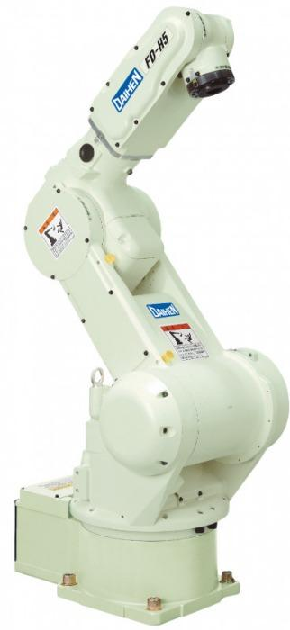 6 Axis-Robot FD-H5(H) - Maximum speed Robot for Handling with low payloads