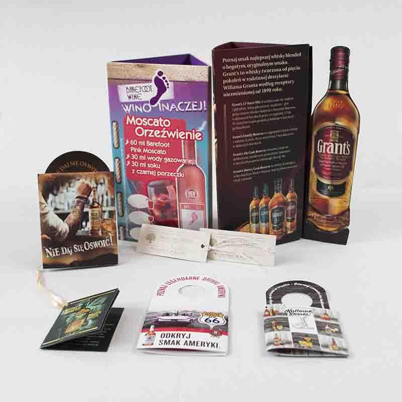 Point of Sale Materials  - POSM
