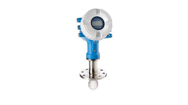Radar measurement Micropilot NMR81 -