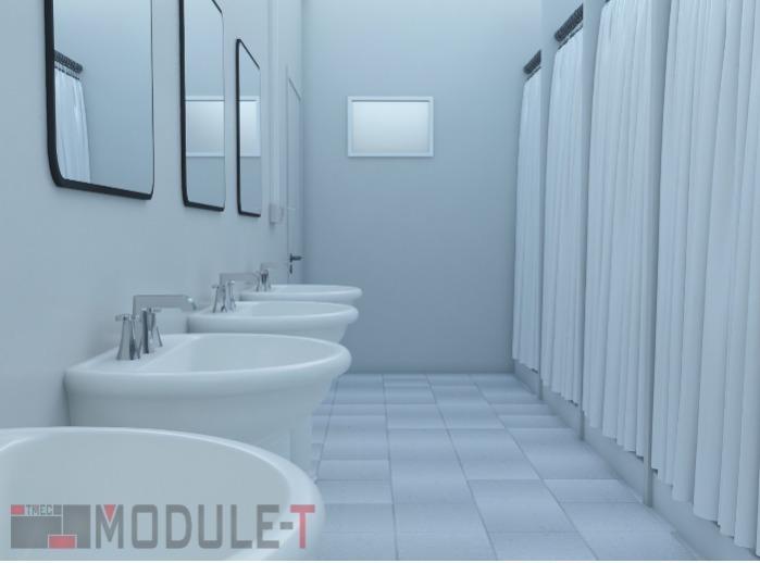 Modular Portacabin - MODULAR CONTAINER