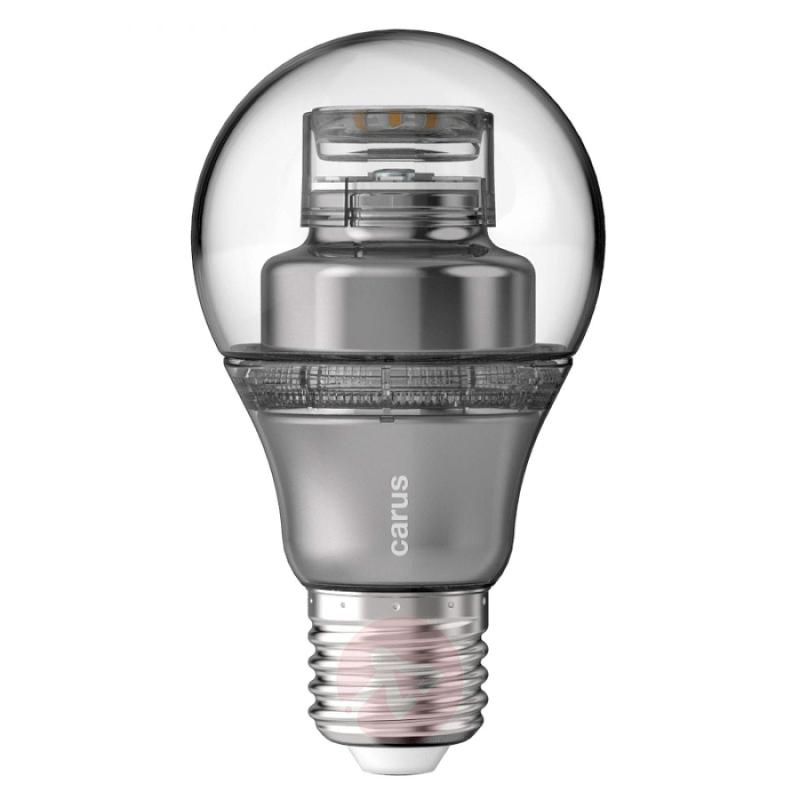 E27 8.6W 827 LED bulb lookatme grey - light-bulbs