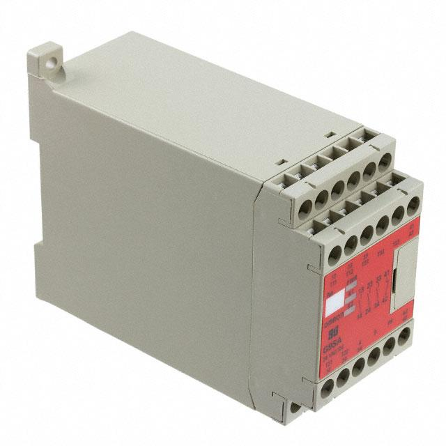 RELAY SAFETY 3P 24VAC/DC - Omron Automation and Safety G9SA-301 AC/DC24