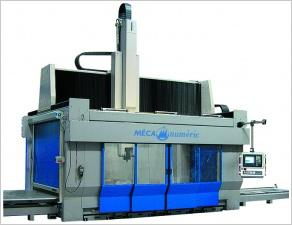 NORMAPROFIL - M series 5 axes milling equipments