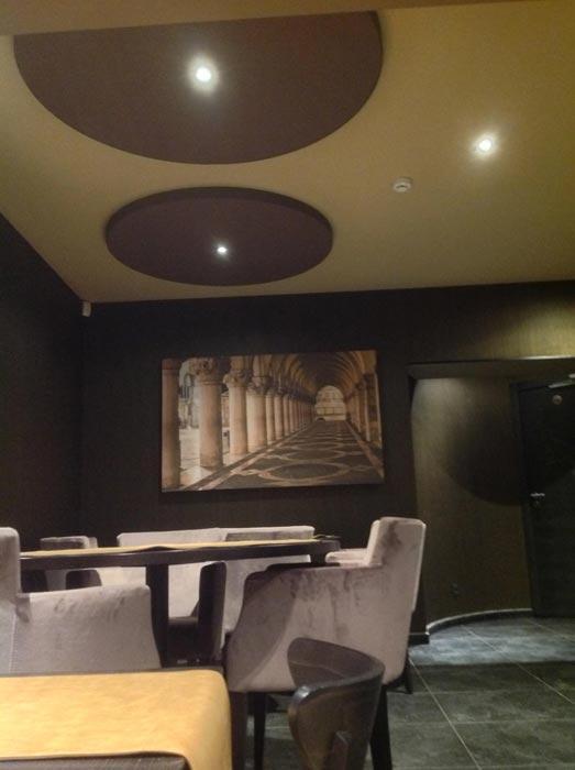 Revêtements acoustiques - Plafonds tendus décoratifs