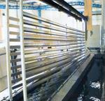 Tunnel de traitement par aspersion - null