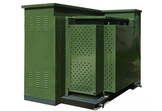 transformatorska postaja - zunanjo električno napajalno transformatorsko postajo