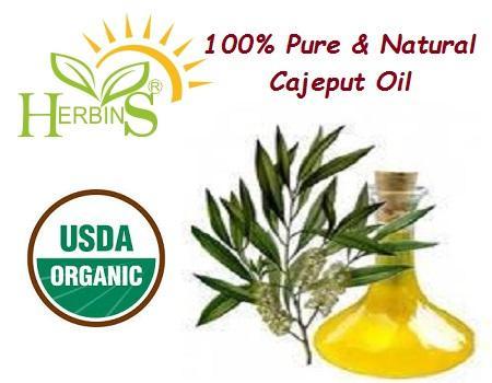 Organic Cajeput Oil  - USDA Organic