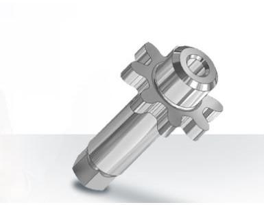 Verzahnte Teile / Conform® - Verzahnte Teile mit kundenspezifische Außengeometrien und höhere Dauerfestigkeit