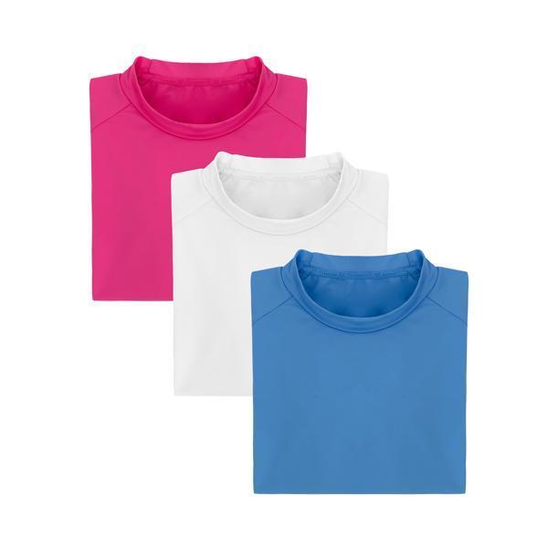 T-Shirt  con Protezione Solare UV UPF 50+ - T-Shirt a Maniche Lunghe per Bambini con Protezione Solare UV UPF 50+