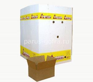 Крупногабаритная упаковка  - упаковка больших размеров для мебели, дверей и другого вида товаров