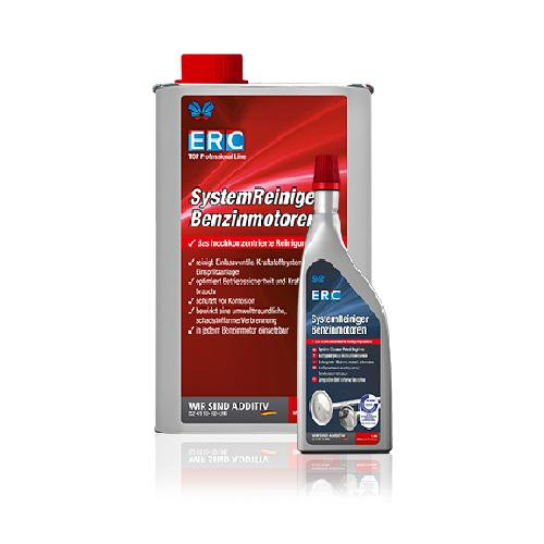 Valve/Fuel System Cleaner - The high-concentration cleaning additive