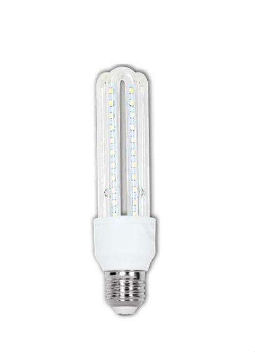 Lampadine LED E27 T3 - 12W trasparente 3000/6400K 960/1020lm