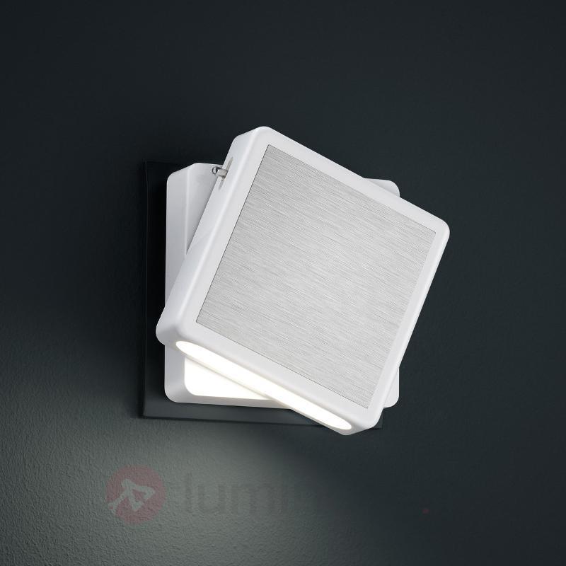 Veilleuse LED Fox blanche - Lampes sur prise et veilleuses