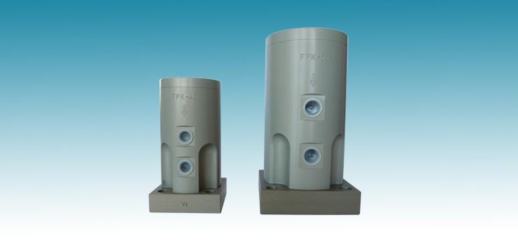 High frequency knockers FPK - Wide field of application, knocking off adhering material on container