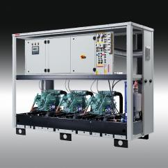 refrigeration-systems / outdoor - HPM