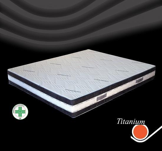 TITANIUM - MEDICAL MASSAGE - TOP GAMMA