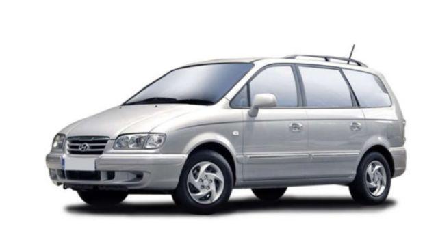 Hyundai Trajet - 2000cc - 5 Autotüren