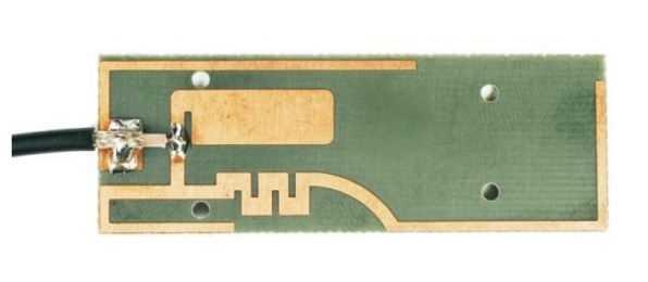 PCB Embedded Antenna with 1 Cable 2G/3G/Bluetooth/WiFi 2,4/ - Cel: GSC WiFi/BT: GSC