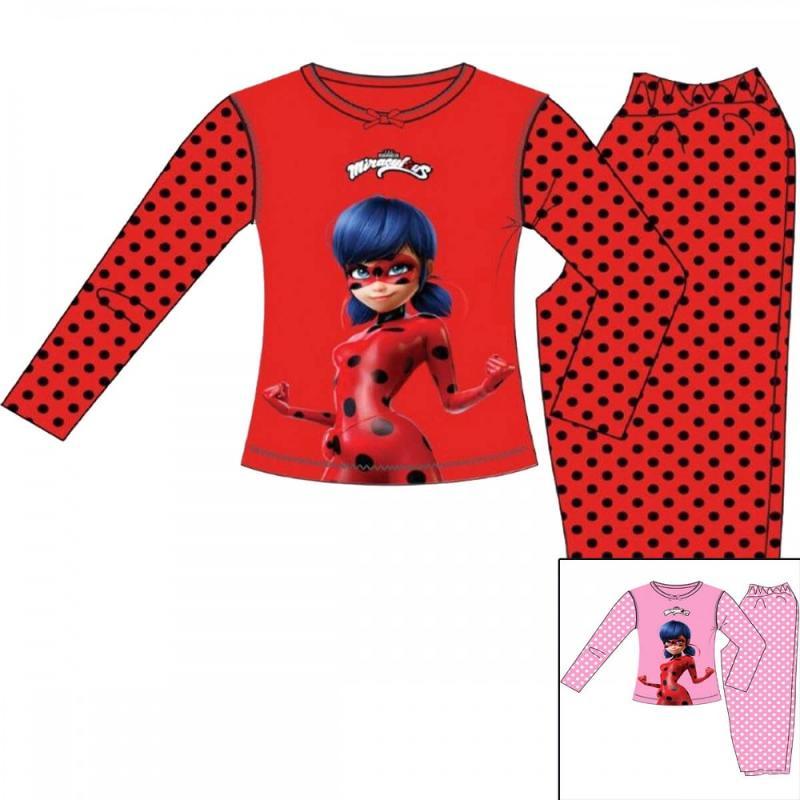 10x Pyjamas LadyBug du 3 au 8 ans - Pyjama