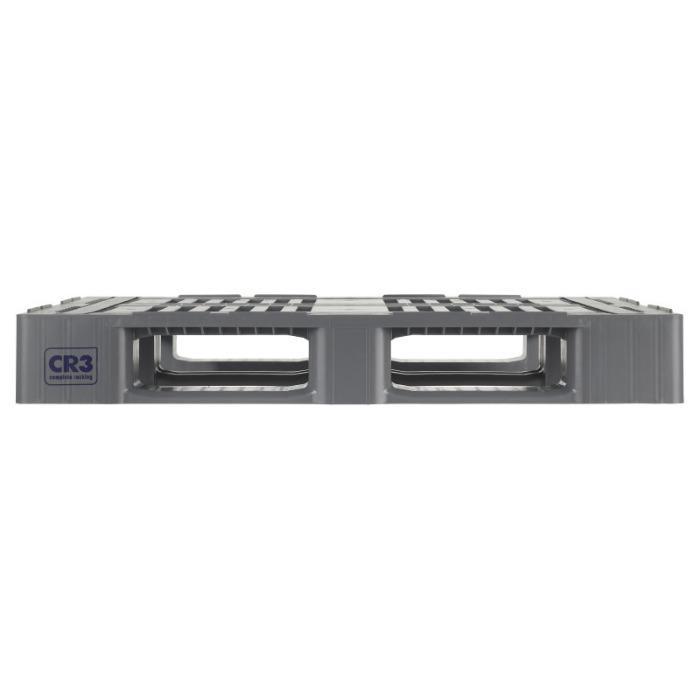 CR3 / CR3-5 - Paleta de plástico, Paleta de alta resistencia, Paleta de estante alto