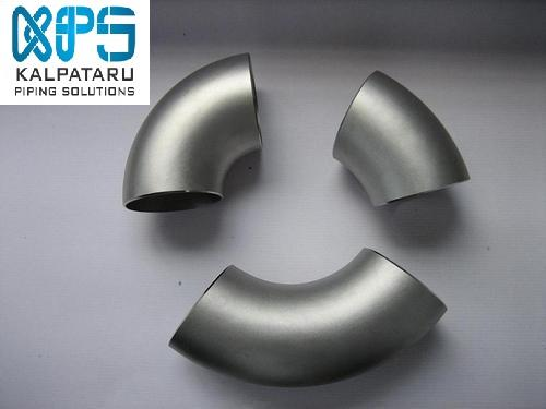 Titanium Gr. 2 Elbows - Titanium Gr. 2 Elbows